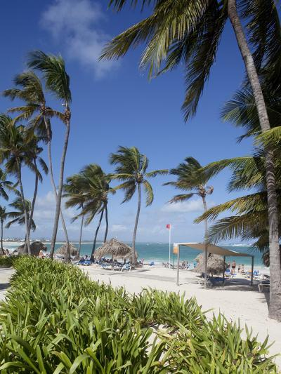 Bavaro Beach, Punta Cana, Dominican Republic, West Indies, Caribbean, Central America-Frank Fell-Photographic Print