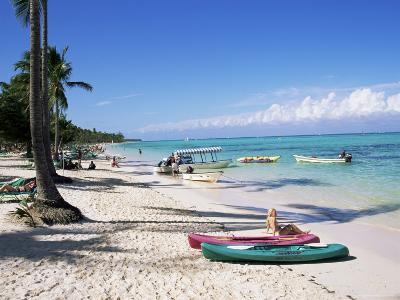 Bavaro, Dominican Republic, West Indies, Central America-J Lightfoot-Photographic Print
