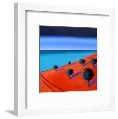 Bay 2-Paul Powis-Framed Giclee Print