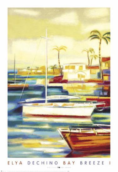 Bay Breeze I-Elya de Chino-Art Print