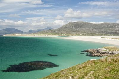 Bay in Sound of Taransay, Harris, Outer Hebrides--Photographic Print
