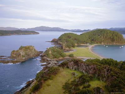 Bay of Islands, Northland, North Island, New Zealand-Nick Wood-Photographic Print