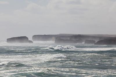 Bay of Martyrs, Bay of Islands, Great Ocean Road, Australia-Martin Zwick-Photographic Print