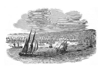Bay of San Francisco, Upper California--Giclee Print