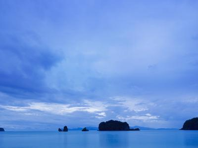Bay Panorama from Tanjung Rhu-Bruno Ehrs-Photographic Print