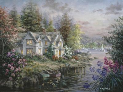 Bay's Landing-Nicky Boehme-Giclee Print