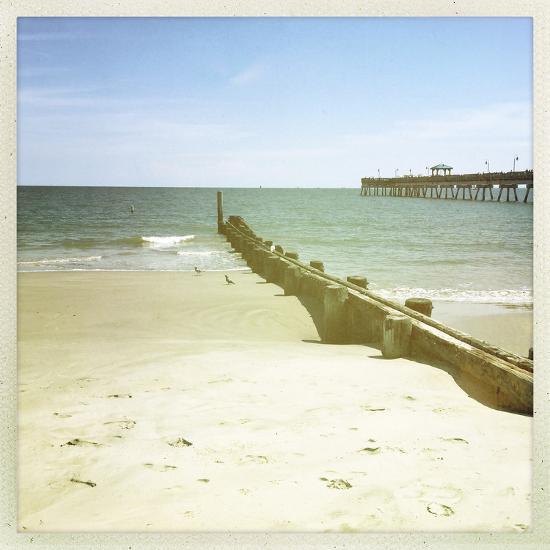 Bay View III-Alicia Ludwig-Photographic Print
