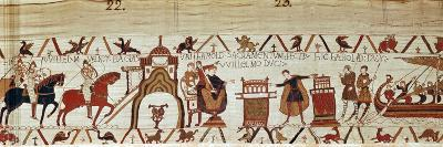 Bayeux Tapestry, 1070S--Giclee Print