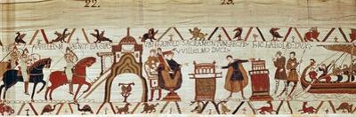 Bayeux Tapestry, 1070S