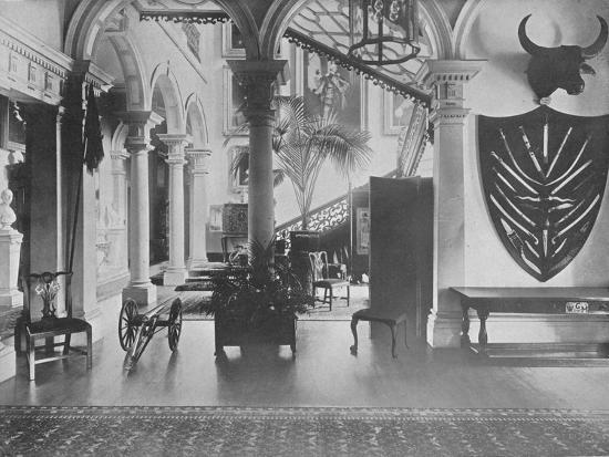 'Bayham, Kent - The Marquis Camden', 1910-Unknown-Photographic Print