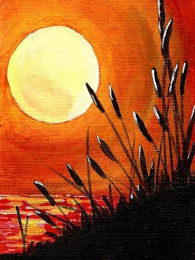 Bayou Moon-Cindy Thornton-Art Print