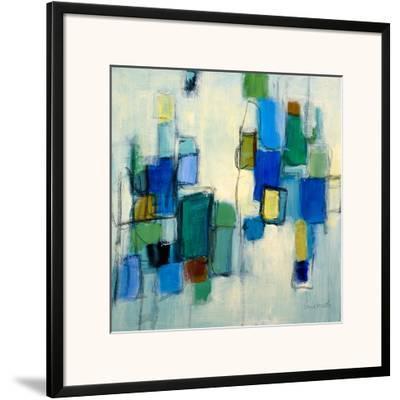 Bayside II-Lanie Loreth-Framed Art Print