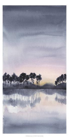 Bayside Sunset I-Grace Popp-Art Print