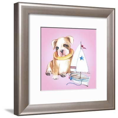 Baywatch--Framed Art Print