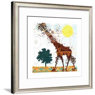 Bbbbbb-Teofilo Olivieri-Framed Giclee Print