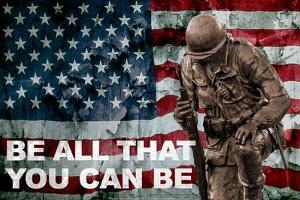 Be All You Can Be Soldier