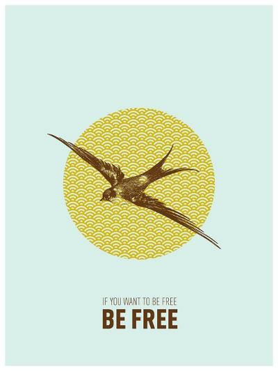 Be Free 2-Rebecca Peragine-Art Print