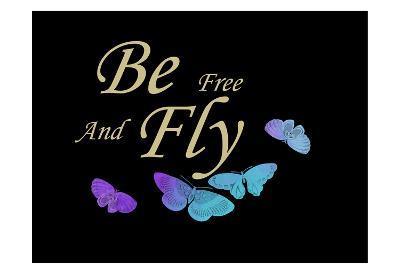 Be Free-Sheldon Lewis-Art Print