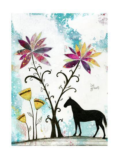 Be Great-Sarah Ogren-Art Print
