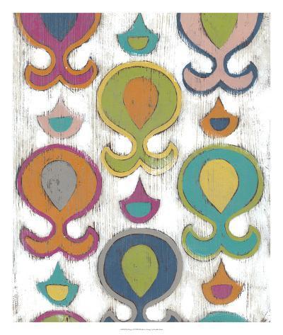 Be Happy II-Chariklia Zarris-Giclee Print