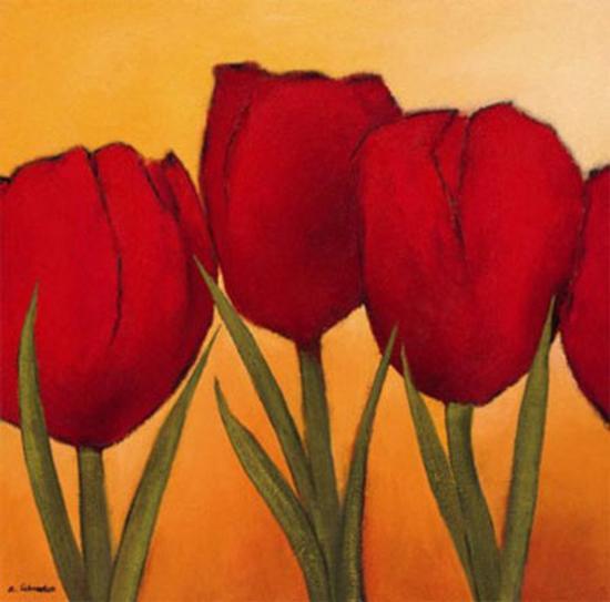Be in Full Bloom I-Andre Schrooten-Art Print