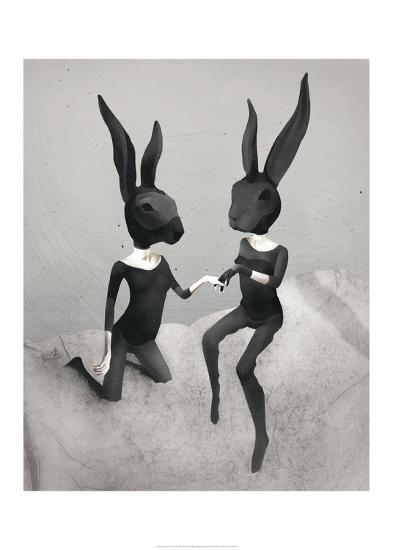 Be Mine-Ruben Ireland-Art Print