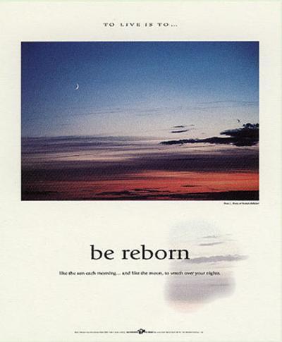 Be Reborn-Francis Pelletier-Art Print