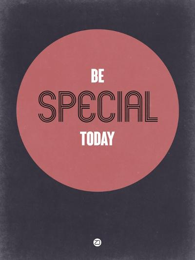 Be Special Today 2-NaxArt-Art Print