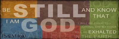 Be Still 2-Taylor Greene-Art Print