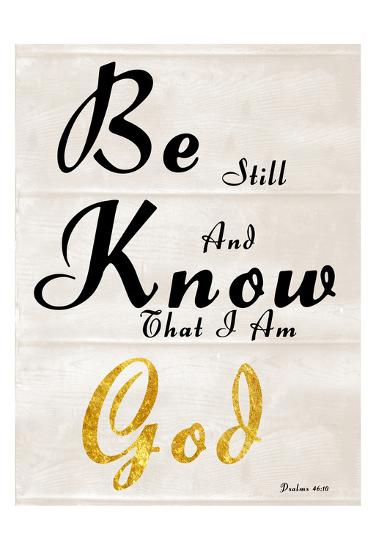 Be Still-Sheldon Lewis-Art Print