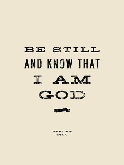 Be Still-Michael Jon Watt-Giclee Print