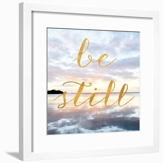 Be Still-Bruce Nawrocke-Framed Photo