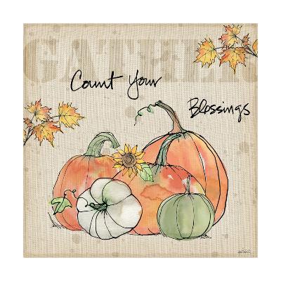 Be Thankful IV-Anne Tavoletti-Art Print