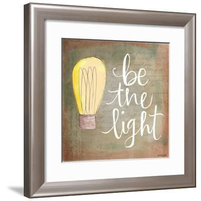 Be the Light II-Katie Doucette-Framed Art Print
