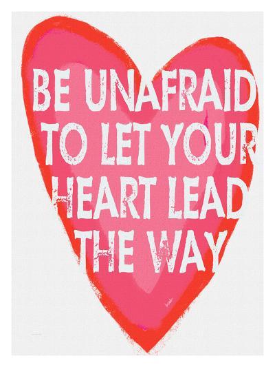 Be Unafraid-Lisa Weedn-Giclee Print