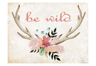 Be Wild-Kimberly Allen-Art Print