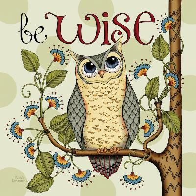 Be Wise-Karla Dornacher-Art Print