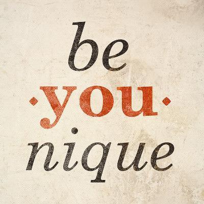 Be-you-nique--Art Print