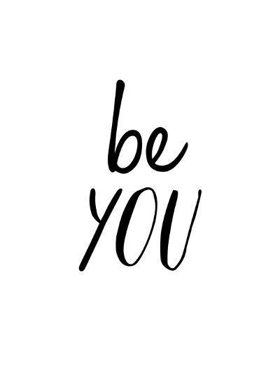 Be You-Brett Wilson-Art Print