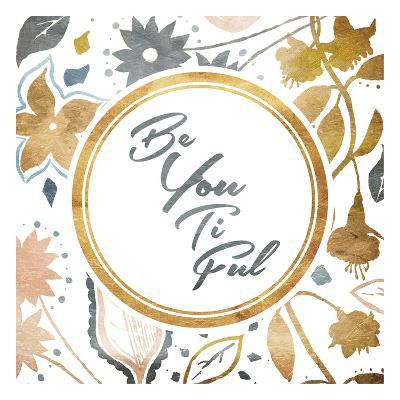 Be You-Jace Grey-Art Print
