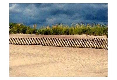 Beach 1056-Jeff Pica-Art Print