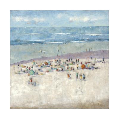 Beach 1-Wendy Wooden-Giclee Print