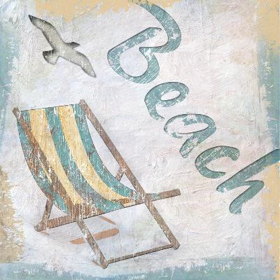 Beach 2-Karen Williams-Giclee Print