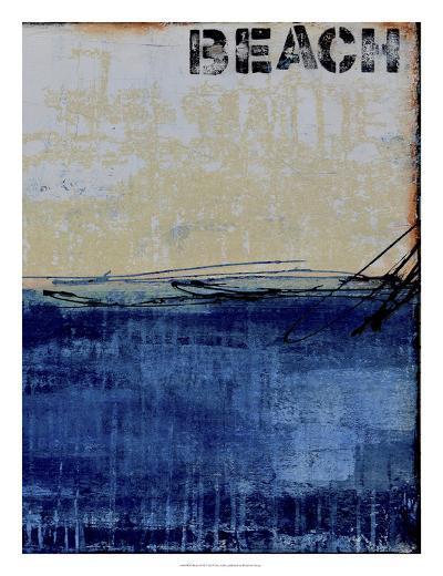 Beach 45 II-Erin Ashley-Art Print