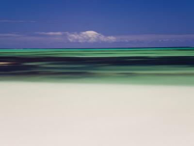 Beach and Indian Ocean, Cervantes, Western Australia, Australia-Peter Adams-Photographic Print
