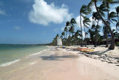 Beach at Barcelo Palace, Bavaro, Dominican Republic-Natalie Tepper-Photo