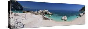 Beach at Cala Mariolu bay, Province of Nuoro, Sardinia, Italy