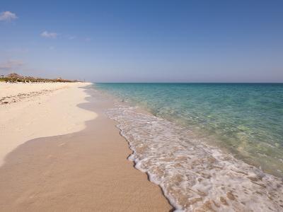 Beach at Cayo Santa Maria, Sol Cayo Santa Maria Resort, Cayo Santa Maria, Cuba-Michael DeFreitas-Photographic Print
