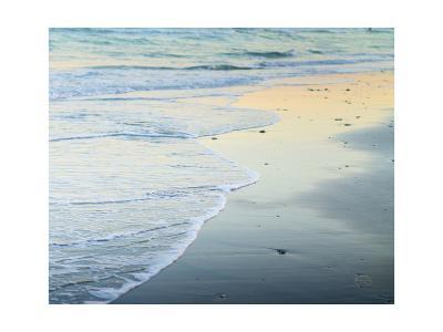 Beach At Sunrise-Brookview Studio-Art Print