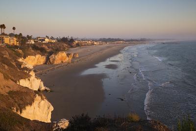 Beach at Sunset-Stuart-Photographic Print